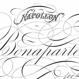 Spencerian Script Napoleon – Pen Flourishing