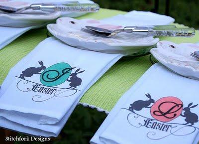 easter+towels+-stitchforkdesigns