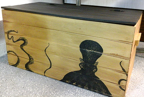 Diy Toy Chest With Octopus Graphic Reader Featured Project