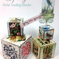 Spring Artist Trading Blocks