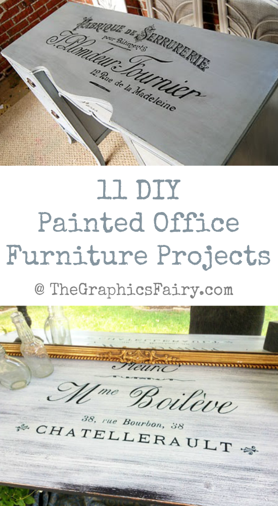 11 Diy Painted Office Furniture Projects Page 7 Of 11