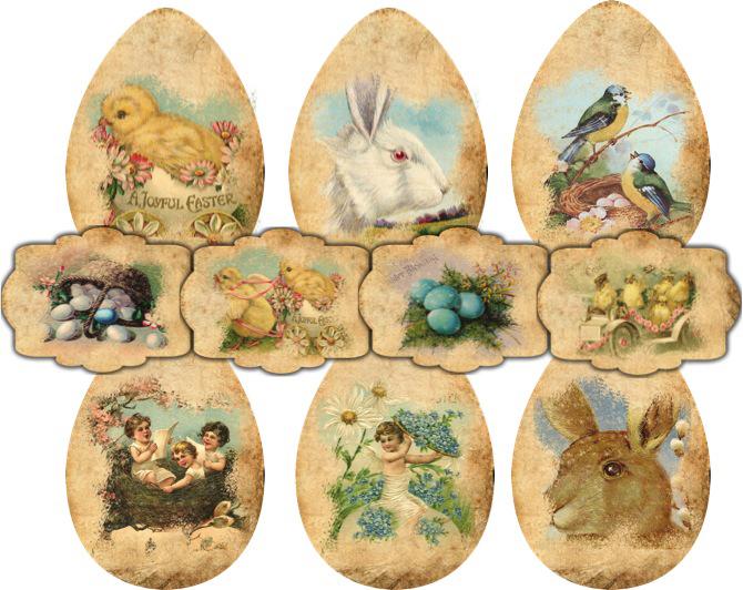 Printable Easter Freebies