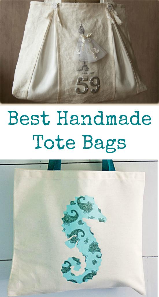 Best Handmade Tote Bags