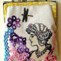 Beautiful Embroidered Purse