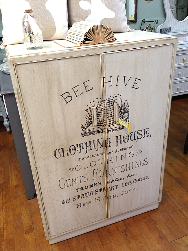 Diy projects with bees and butterflies the graphics fairy for Furniture transfers
