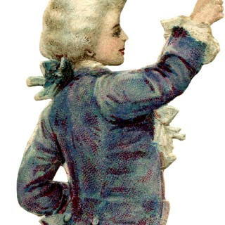 Young Dancing Lad Image