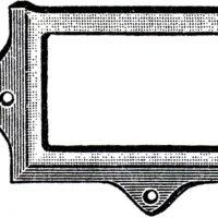 Vintage Metal Frame Images