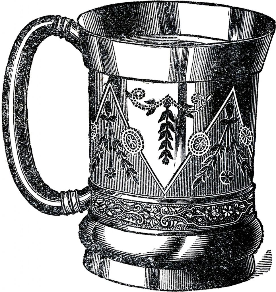 Vintage Mug Image