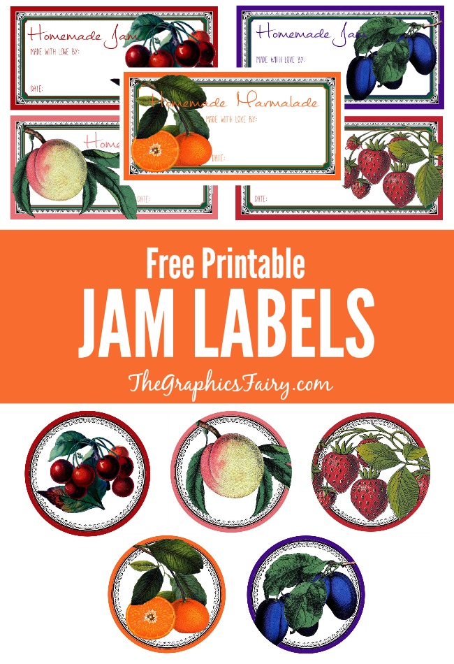 jelly jar label template - jam label printing software free freeunderground