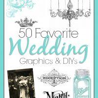50 Favorite Wedding Images