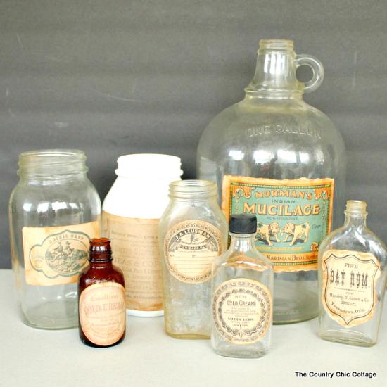 DIY Vintage Labels - Reader Featured Project
