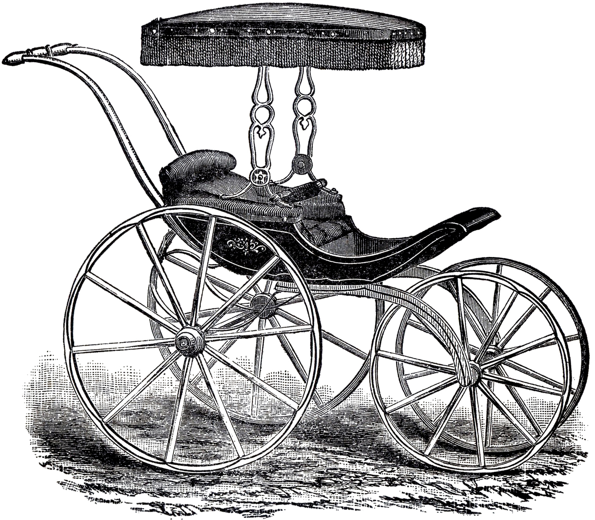 how to make a baby carriage