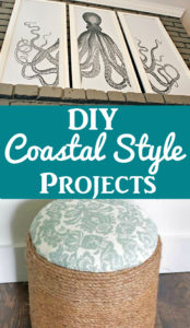 Coastal Style DIY Projects