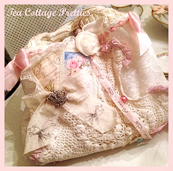 Handmade Lace Handbag - Reader Featured Project