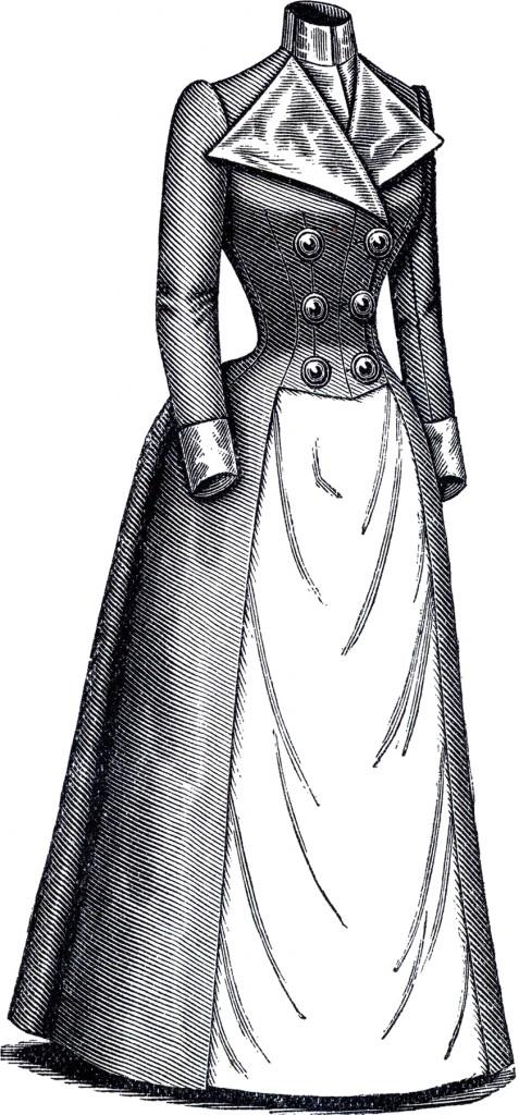 Ladies Victorian Fashion