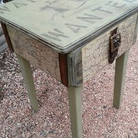 DIY Western Themed Table