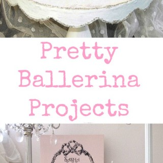 Pretty Ballerina Projects