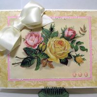 Roses-Card