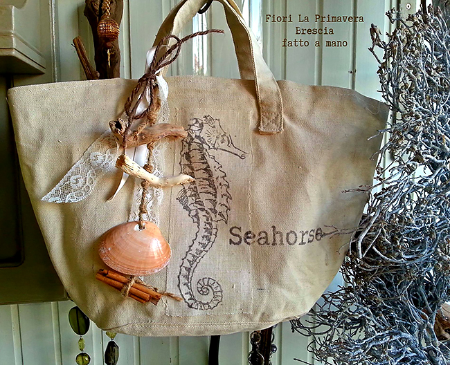 Handmade Beach Tote Bags - Reader Featured Project