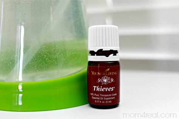 Thieves Essential Oils