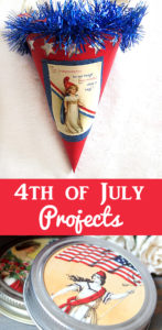 Handmade 4th of July Projects