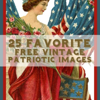 25 Favorite Free Patriotic Images!