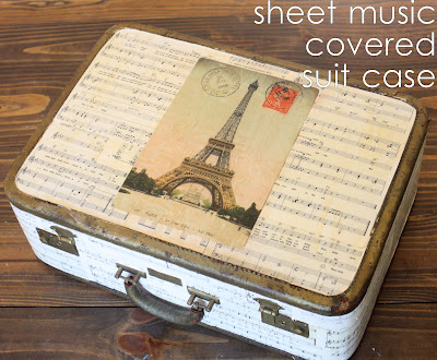 sheet+music+covered+suit+case+with+Eiffel+Tower+on+Graphics+Fairy
