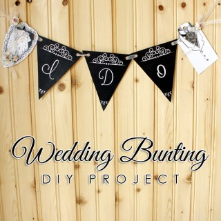 Wedding Bunting DIY Project