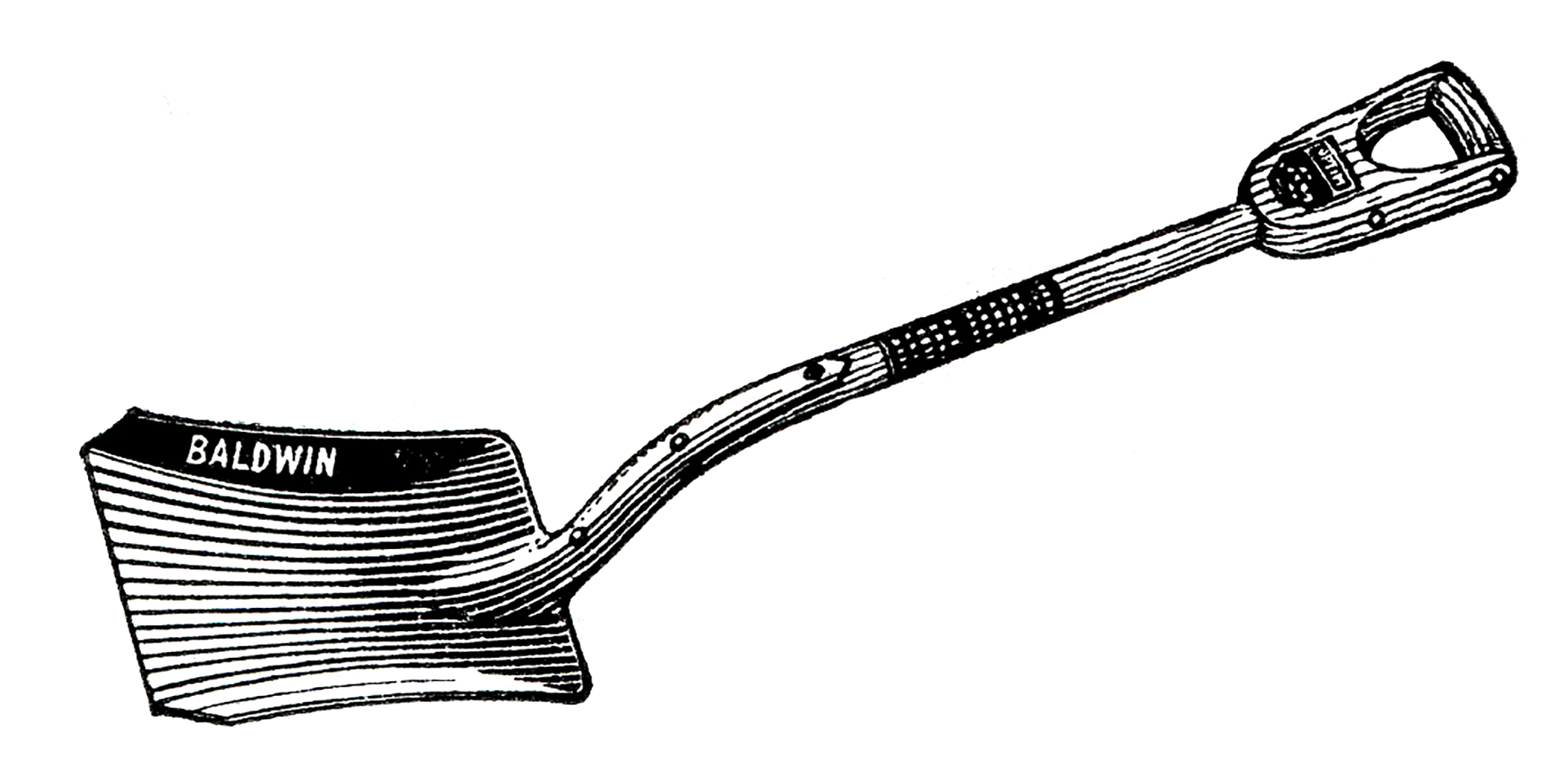 free vintage shovel clip art images the graphics fairy shovel clip art black shovel clip art images