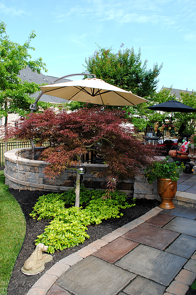 8 great ideas for backyard landscaping the graphics fairy Backyard landscape photos ideas