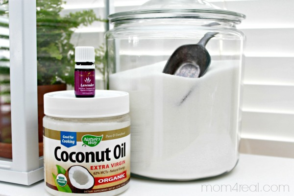 how to make lavender coconut oil