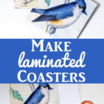 Make Laminated Coasters