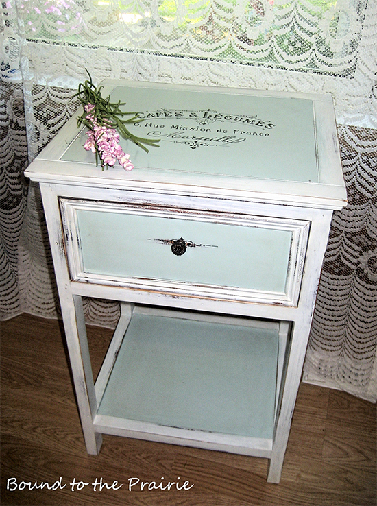 Paris Side Table - Reader Featured Project