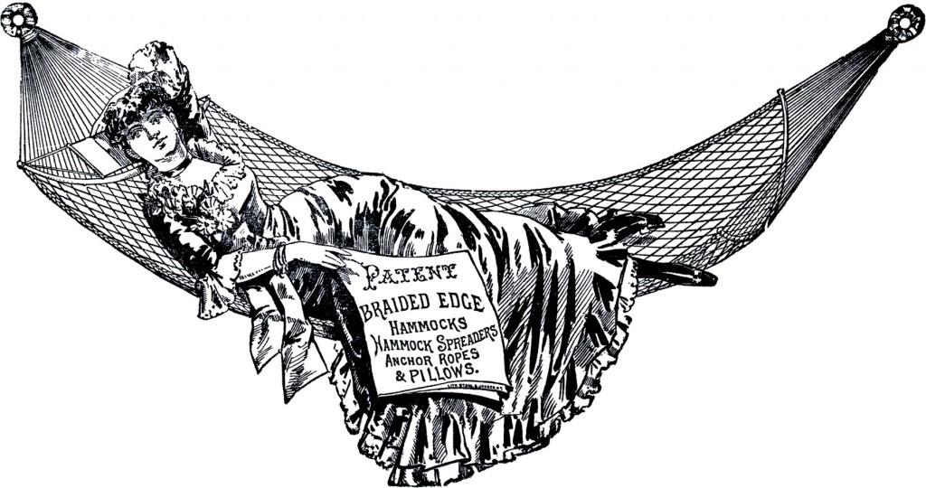 Public Domain Hammock Image