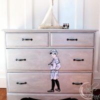 Sailor Boy Dresser - Reader Featured Project
