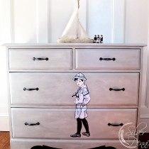 Sailor Boy Dresser - Reader Featured Project