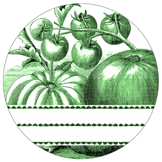 Free Printable Garden Labels