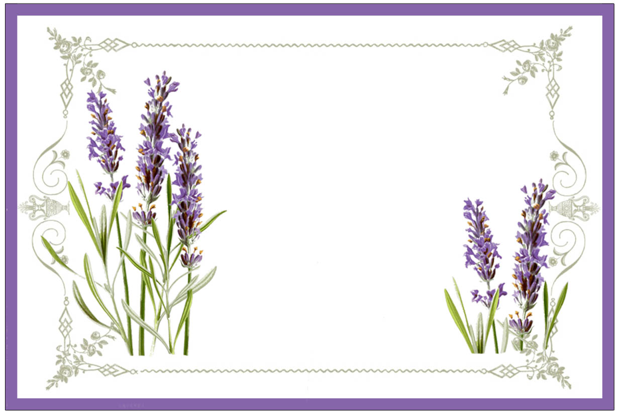 Labels: Lavender Labels Printable