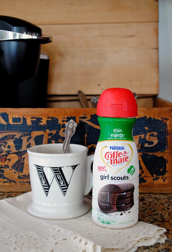 Coffee Mate Girl Scout Creamer