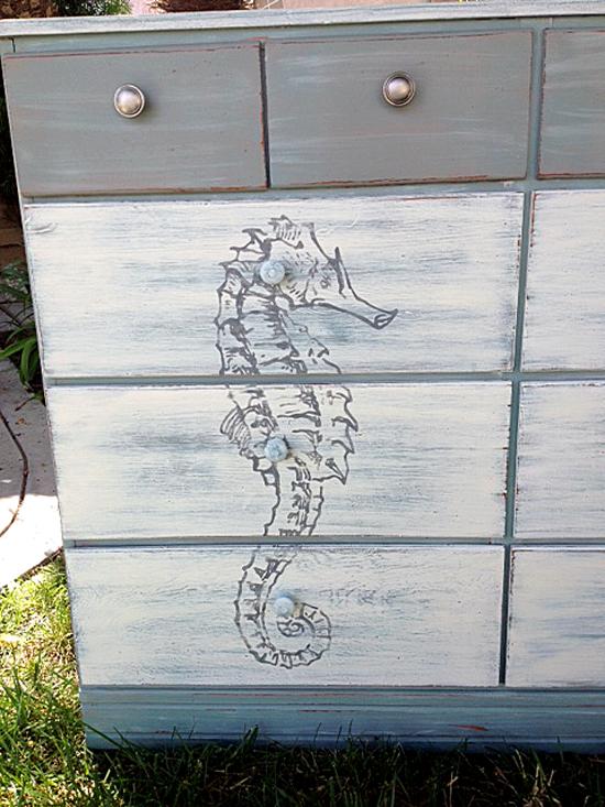 Seahorse Dresser Tutorial