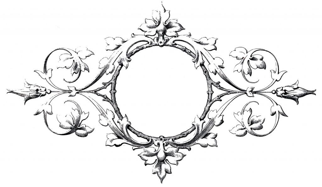 Scrolls Frame Image