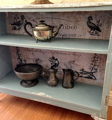 Beautiful Painted Buffet – Reader Featured Project