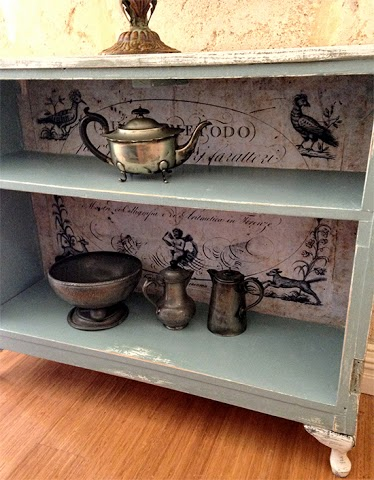 Beautiful Painted Buffet - Reader Featured Project