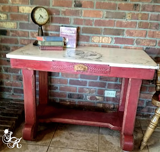 Beautiful Farmhouse Table - Reader Featured Project