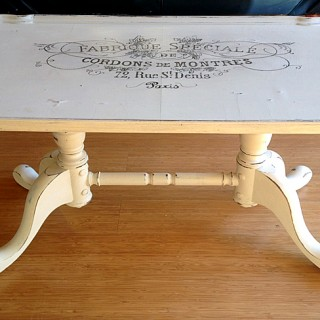 Blog the graphics fairy for Paris coffee table