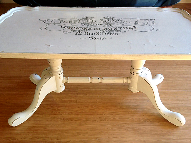 Paris Coffee Table Reader Featured Project The Graphics Fairy