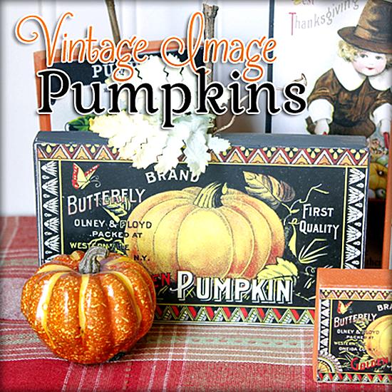Pumpkin Block signs