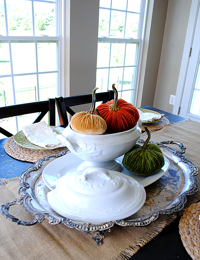 Fall Home Tour Family Room