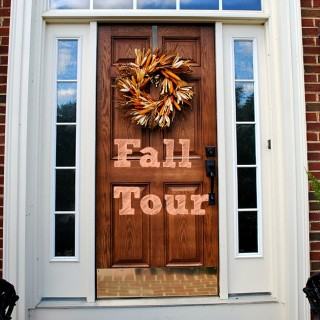 Fall Home Tour – Our New Home Revealed!