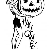 HalloweenRetroLady-GraphicsFairy1